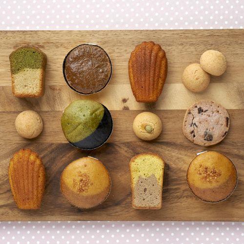 パティスリーポタジエ | 野菜スイーツ専門店ポタジエがつくった人気焼き菓子の詰め合わせ