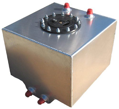"""RCI 5 GALLON DRAG RACING FUEL CELL W/ SAFETY FOAM & 2"""" SUMP,GAS TANK BLADDER, RCI, High Performance, RCI, Part # 2050A Southwest Speed #FuelCells  http://amzn.to/1QcZqvi"""