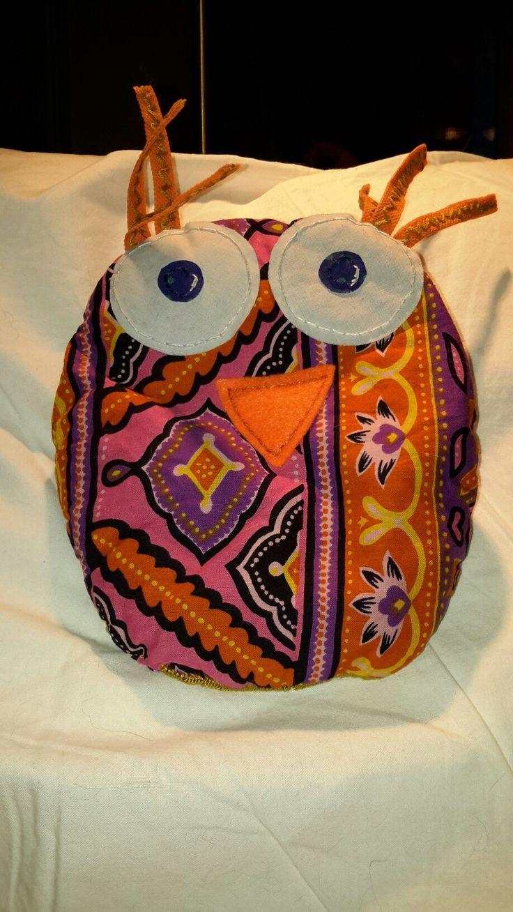 Uno Uggla (Uno, the owl)