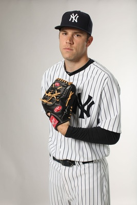 David Phelps NY Yankees Pitcher. I should be ashamed. I feel like I'm cheating on my Tigers, but he's just such a cutie ;)