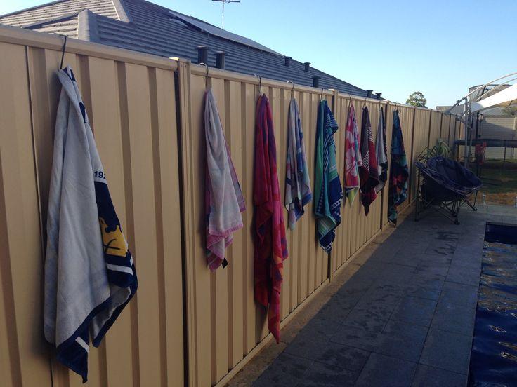 Best 25 pool towel storage ideas on pinterest for Swimming pool storage ideas