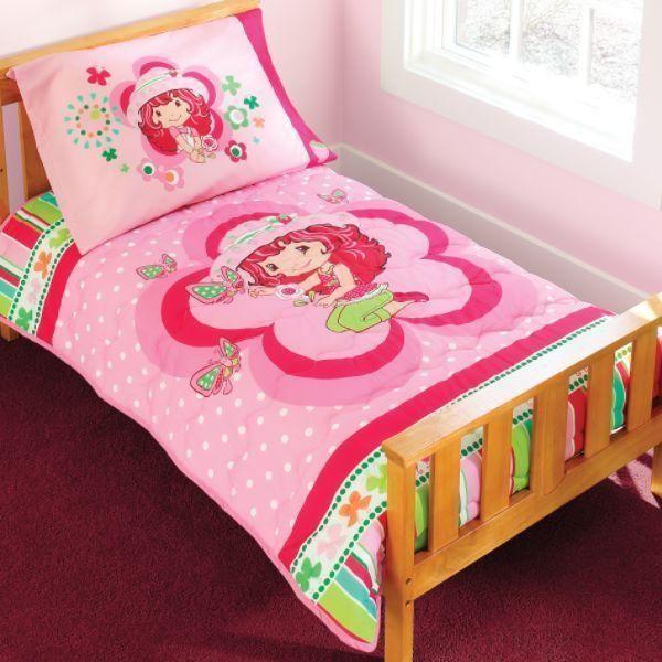 Strawberry Shortcake Bedroom Decor: 8 Best Strawberry Shortcake Images On Pinterest