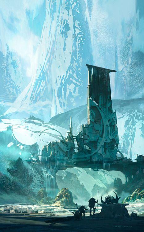 The Ruins ~Sci-Fi