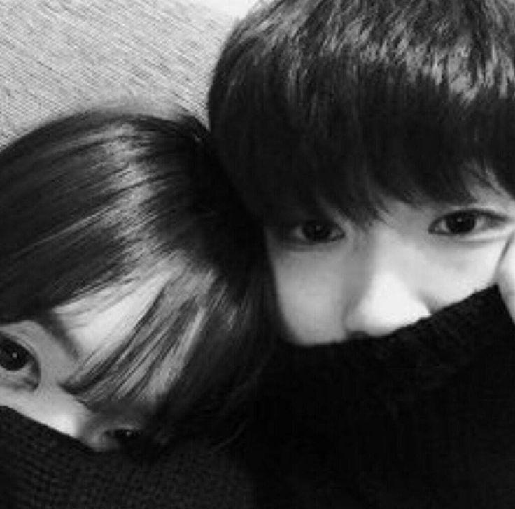 Korean Couple Goals