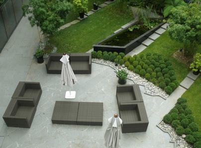 Aménagement terrasse extérieur