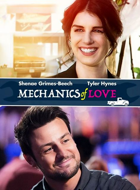 Mechanics of Love is a 2017 PixL Network film starring Shenae Grimes-Beech, Tyler Hynes, Lochlyn Munro, Emily Tennant, Blair Penner, Ryan Bruce and Yvonne Chapman. The film was directed by David Weaver and it first aired on June 03, 2017. Plot: In town for a wedding, tech entrepreneur Mattilynn is shocked to learn that her father's auto repair shop is in the red. She soon learns that a charming childhood friend wants to buy the struggling business.