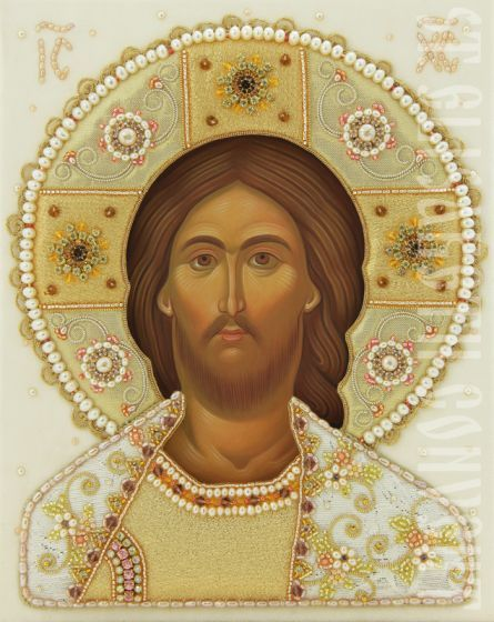 Wedding Icon of Christ the Pantocrator..........................................................................................................................................................................................., catalog of St Elisabeth Convent. Made to order. #CatalogOfGoodDeeds   #icon #iconography #orthodoxicon #orthodoxiconography #paintedicon #iconsinoklads #mountedicons #buyicon #ordericon #handpainted #lacqueredicon #iconpainters