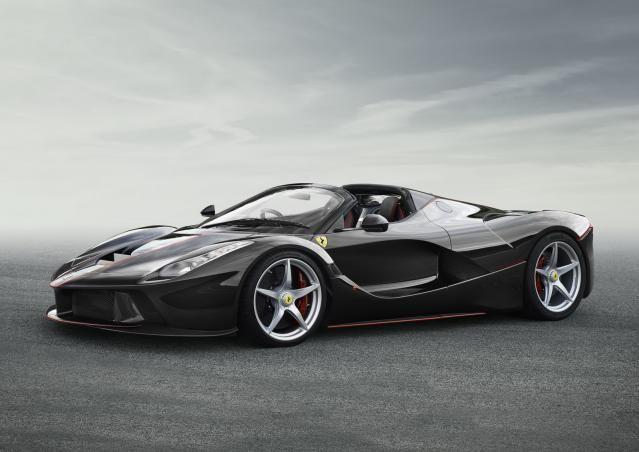The 2017 Ferrari LaFerrari Aperta comes equipped with a V12 powertrain with the…