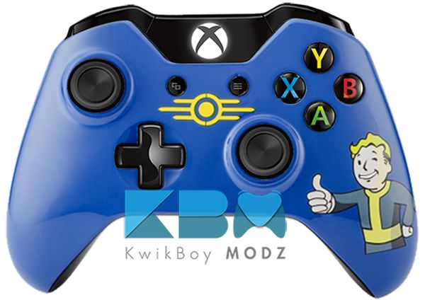 Fallout Xbox One Controller Imaging Modz - Imagez co