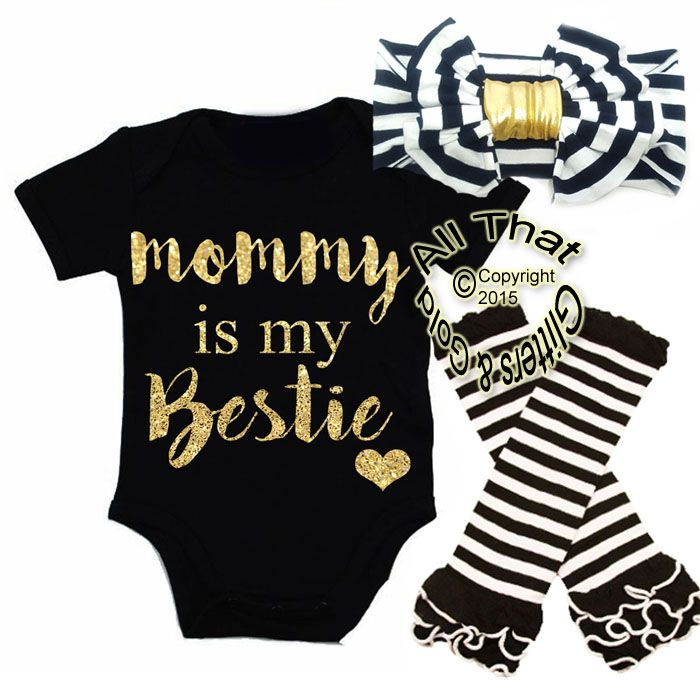 D g black and gold dress baby