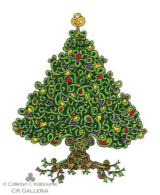 celtic christmas - Google Search