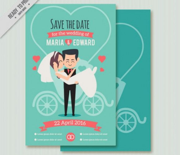 Funny Wedding Card Free Printable Undangan