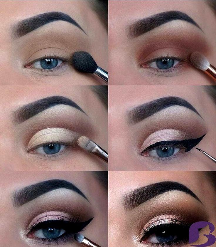60 Einfache Augen Makeup Anleitung für Anfänger Schritt für Schritt Ideen (Au…