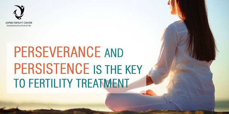 Perseverance and persistence is the key to fertility treatment  For More Info: http://www.aspirefertility.in/ Contact Us: 080 - 25722555 Mail ID: aspirefertility@gmail.com