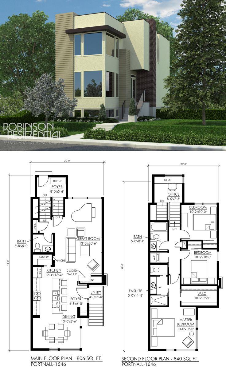 Contemporary Portnall 1646 1035 best Interesting houses and