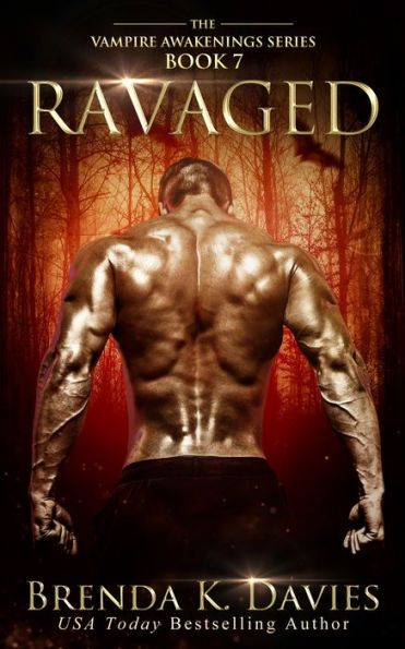 Ravaged Vampire Awakenings Book 7 Products Books Fantasy