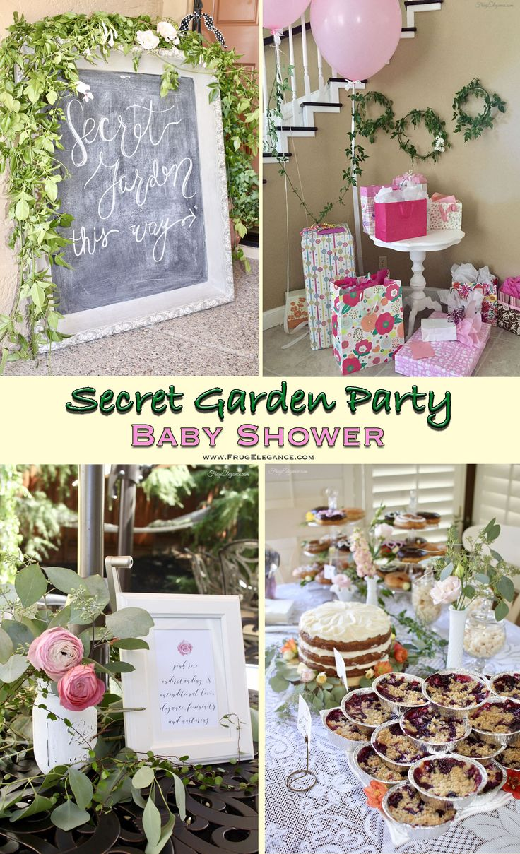 Best 20+ Garden baby showers ideas on Pinterest | Baby ...