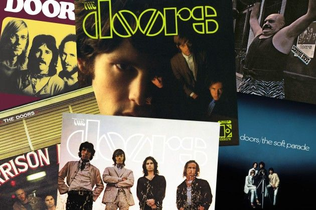 The Doors Albums, Ranked Worst to Best