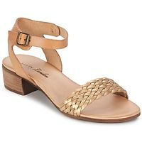 Sapatos Mulher Sandálias Betty London VITALLA Ouro