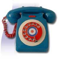 retro phone: Mod Phone, Vintage Phone, Telephones Past, Retro Vintage, Retro Phones
