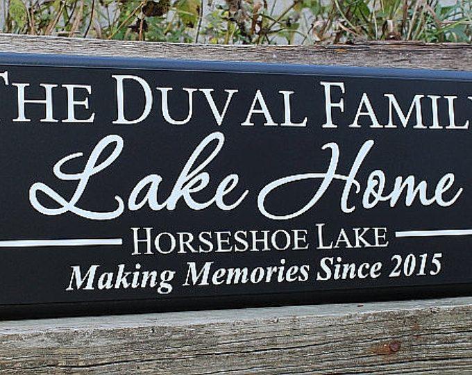 Best 25+ Lake House Signs Ideas On Pinterest