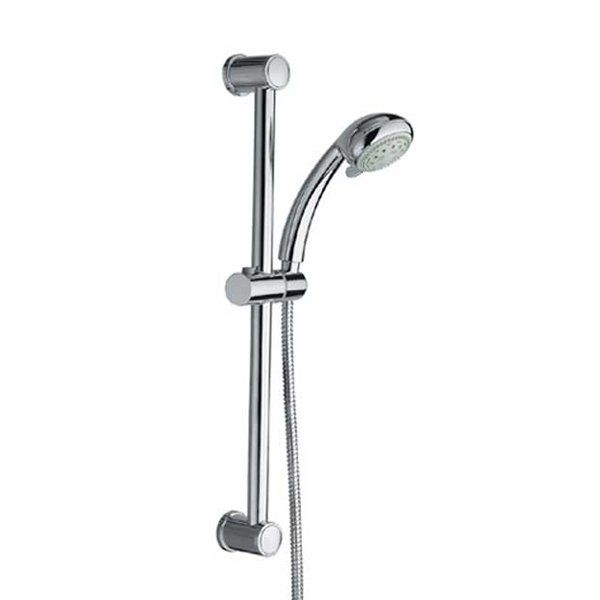 Jewel Faucets CAP-HSSC Jewel Shower Series Adjustable Slide Rail and Multi-Function Hand Shower | Lowe's Canada