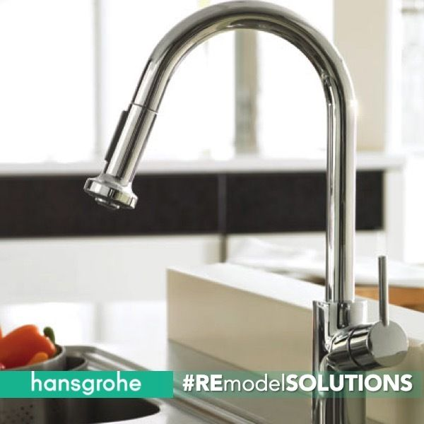 Looking To Upgrade Your Kitchen Faucet? The Talis S Kitchen Faucet Features  An Extendable Handsprayer With Two Jet Types, And A Modern Design That Will  Give ...