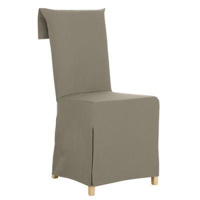 Comment réaliser une housse de chaise ?                              …
