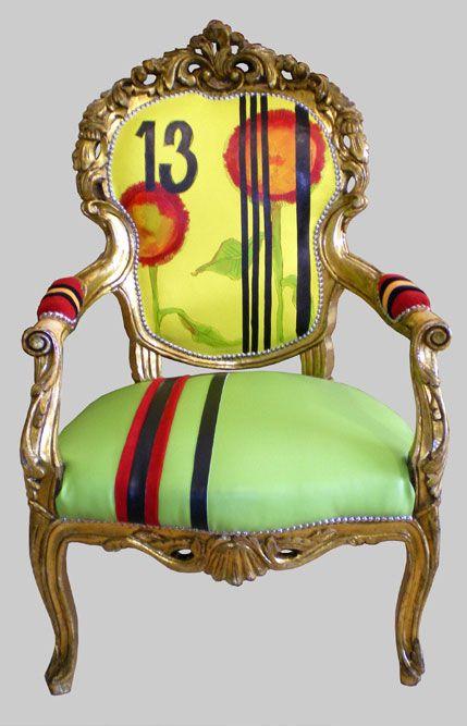 Jimmie Martin, Custom Chairs Awesome Ideas