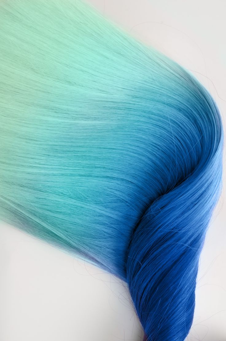 mermaid ombre indian remy clip in hair extensions (use code 'saravp' for $10 off.)