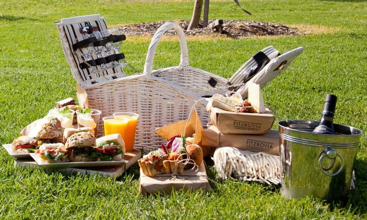Petit Miamx - A Melbourne blog: Gourmet picnic hampers in Melbourne
