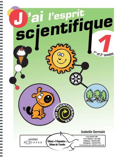 Voici un ensemble d'exercices et d'activités pour développer l'esprit scientifique de vos élèves. Idéal pour des projets et des travaux d'équipe ou pour faire un retour sur des enseignements.