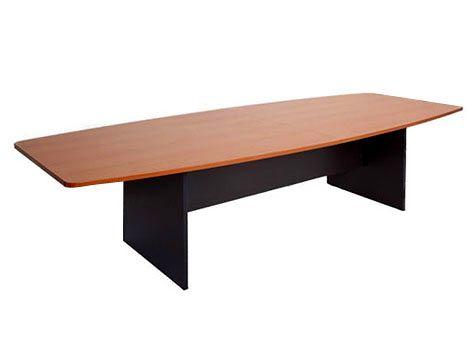 Boardroom Table - Boat Shape - Rapid Worker