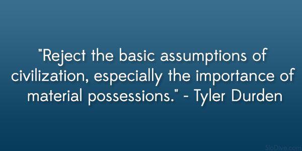 31 Die Hard Tyler Durden Quotes