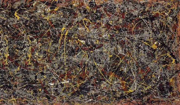 1. No. 5, 1948 - Price: $148.1 Million.  This unique painting was done by Jackson Pollock in 1948. It was later sold by famed movie producer David Geffen in 2006 to become the most expensive painting around the world.