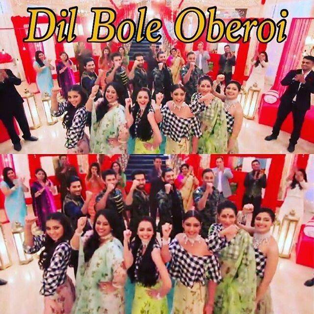 Every fan of ishqbaaz says DIL BOLE OBEROI