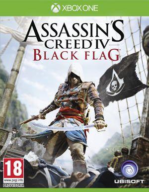 Assassin's Creed IV Black Flag - Xbox ONE [3307215730355] - 64.99€ : Jolly Roger Bay Videogames, Acquista Online Giochi nuovi e usati, Console, Accessori, Retrogame, Guide Strategiche, Gadget, Action Figures