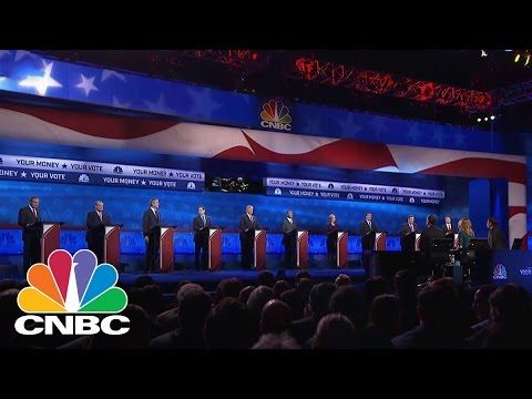 Republican Presidential Debate: Your Money, Your Vote |  CNBC  [.'38'..All.Debate.*Videos*.]