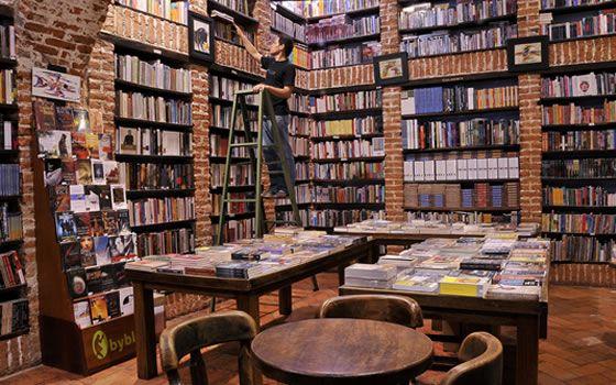 Abaco Libros e Café, Cartagena
