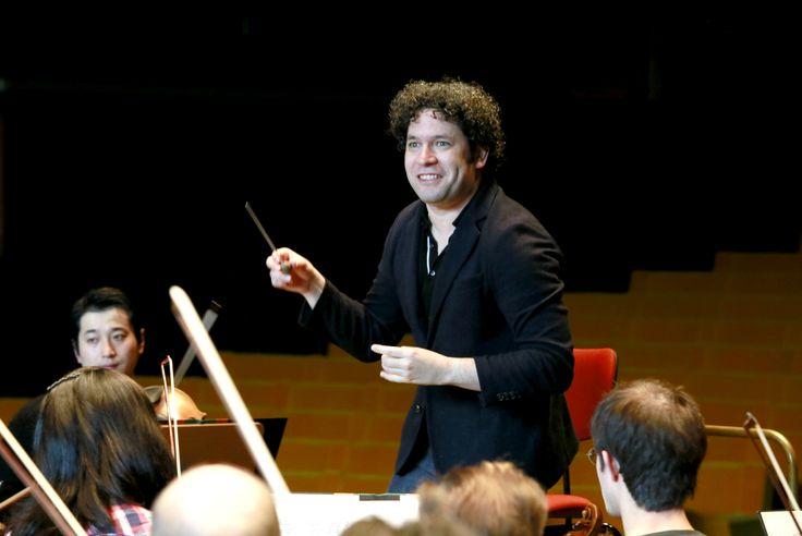 07 Gustavo Dudamel - Symphonieorchester des Bayerischen Rundfunks - (c) Peter Meisel