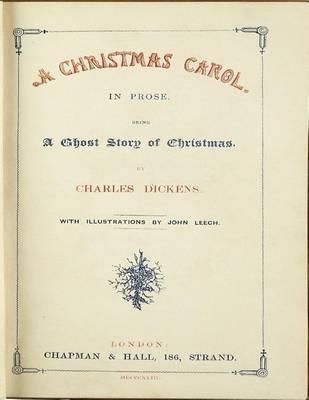 A Christmas Carol By Charles Dickens, 9781497489875., Graphic Novels