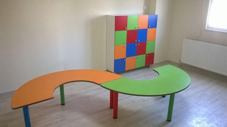 S Anasınıfı Masası  S MASA 150 cm ÇAP Genel Bilgiler  S Anasınıfı Masası ürünü anaokulu malzemeleri eğitim araçları toptan fiyatına satıyoruz. S Anasınıfı Masası ürünü anaokulu ihtiyaç listesinde önemli bir yere sahiptir. S Anasınıfı Masası anaokulu mobilyaları ve kreş malzemeleri toptancıları içinde en uygunu bizden alabilirsiniz. Kreş malzemeleri satın almak isteyen S Anasınıfı Masası ürününe anaokulu malzemeleri toptan fiyatına satın alabilirler. S Anasınıfı Masası Okul Öncesi Anasınıfı…