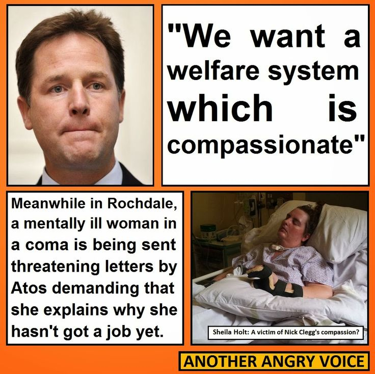 Why the Liberal Democrats are just as compassionless as the Tories when it comes to welfare