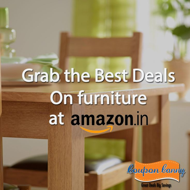 Amazing offer on #furniture upto 55% off on wide range at #Amazon!  Visit: http://www.couponcanny.in/amazon.in-coupons/ for the #coupon today.