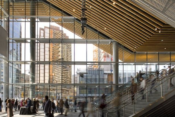 Vancouver Convention Centre West | LMN Architects | Archinect