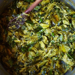 Stewed Zucchini with Garlic, Basil, and Mint — Punchfork