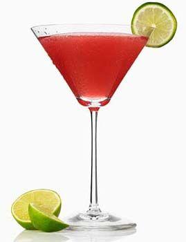Pomegranate Martini  2 oz vodka (citrus flavor) 1 oz pom juice 1 oz orange liquor 1/2 oz lemon juice  shake and pour~