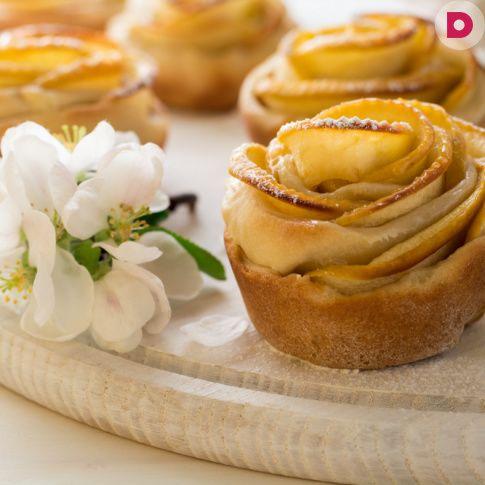 Яблоки в тесте — рецепт, как приготовить в домашних условиях