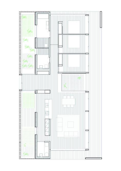 Imagen 5 de 6 de la galería de Casa SIFERA / Josep Camps & Olga Felip. Planta