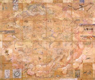 DRAWING AND PLACE: JOHN WOLSELEY